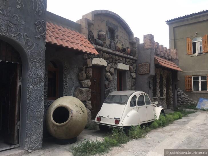Винодельни Армении: Voskevaz