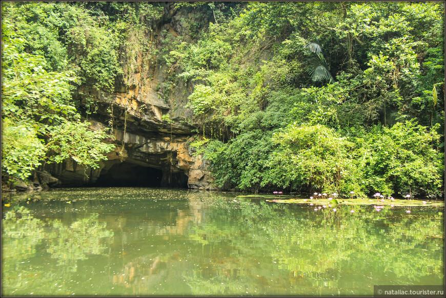 Очередная пещера.
