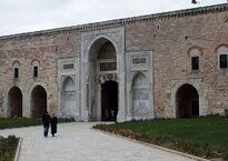 Главный вход в 1-й двор Топкапы — Алай Мейданы
