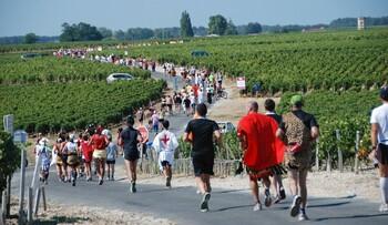 Во Франции началась регистрация на знаменитый винный марафон
