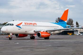 Авиакомпания Азимут вдвое уменьшит норму ручной клади