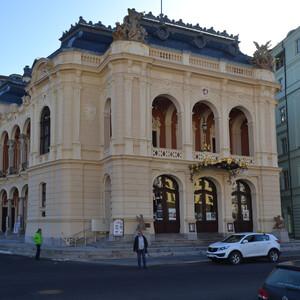 Причуды Карловарского городского театра
