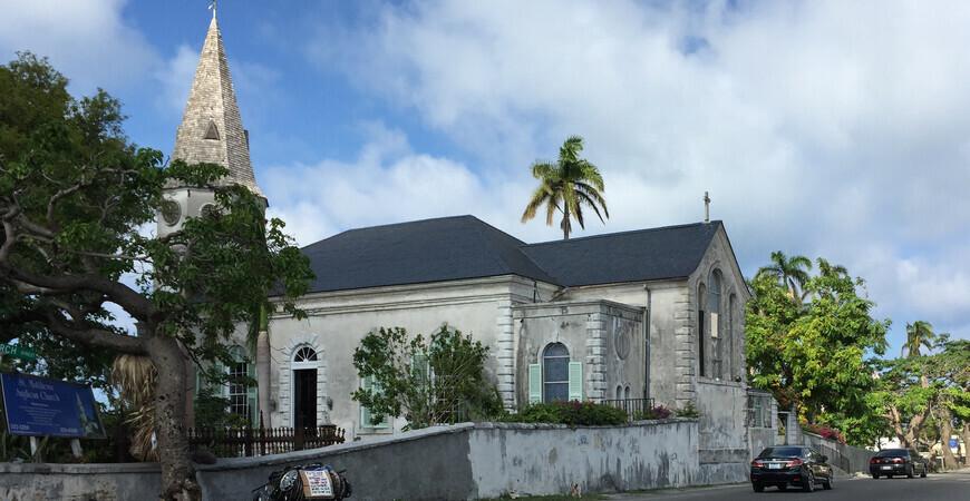 Церковь святого Матфея в Нассау