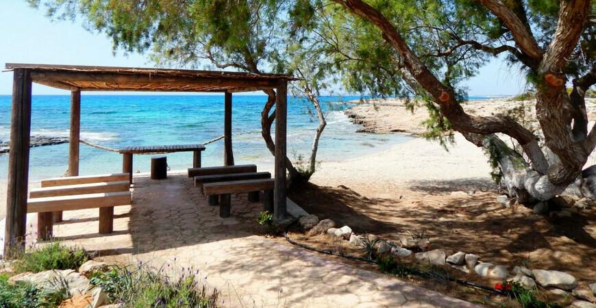 Пляж Амос ту Кампури (Ammos Kambouri Beach)