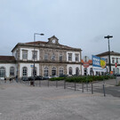 Ж/д вокзал Кампанья в Порту