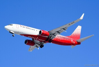 Авиакомпания Россия вводит безбагажные тарифы на рейсах из Петербурга