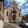 Кафедральный собор города Вероны- рекомендую посетить.