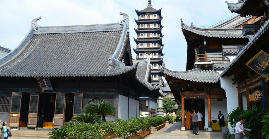 Храм Чжэньжусы