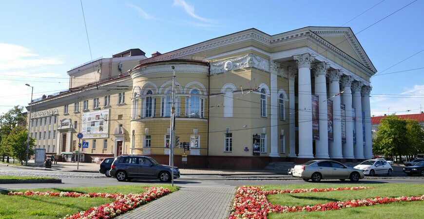 Драматический театр Калининграда