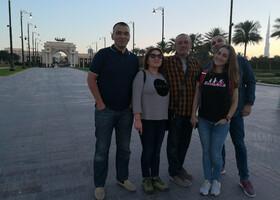 С Гостями из Одесской области