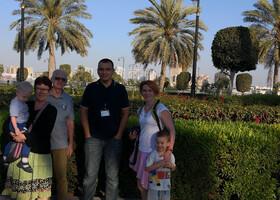 С Гостями из Самары
