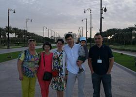 С Гостями из г.Алматы Казахстан