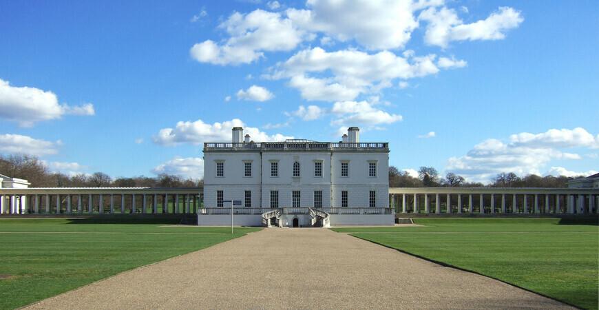 Дом королевы в Гринвиче