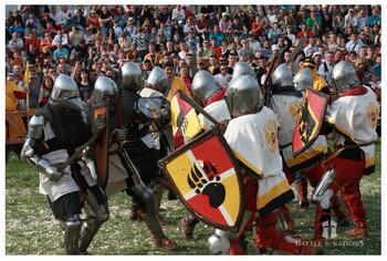 Грандиозный фестиваль «Битва Наций» в этом году пройдет в Сербии