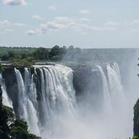 Африканское ралли. Часть 6. Зимбабве