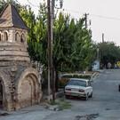 Часовня Святого Георгия Победоносца в Ташкенте