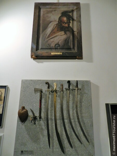 Музей которому батька Махно выписывал охранный ордер