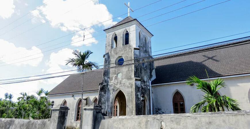 Церковь святого Франциска Ксавьера
