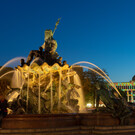 Фонтан «Нептун» в Берлине