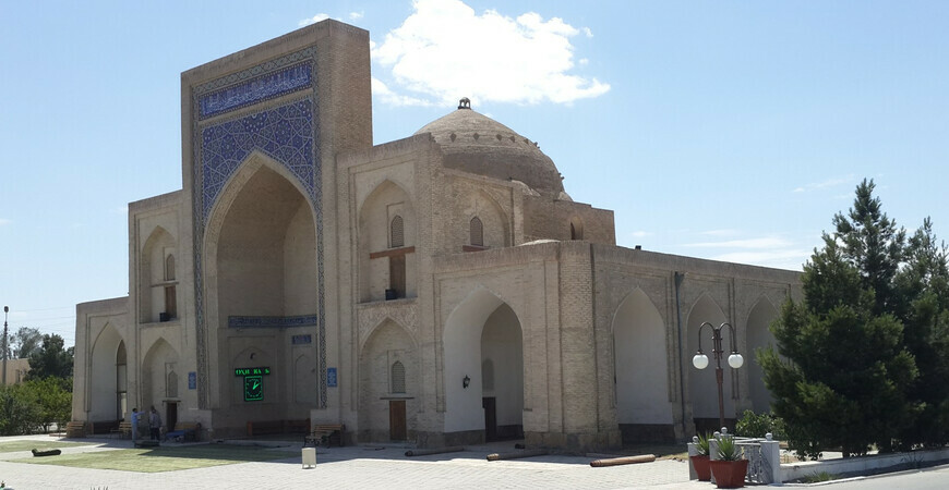 Мечеть Ханака Файзабад