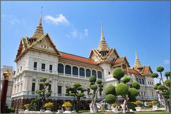 В Бангкоке пройдут грандиозные торжества в связи с королевской коронацией