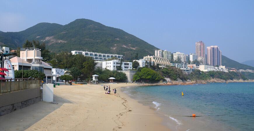 Пляж Стэнли в Гонконге