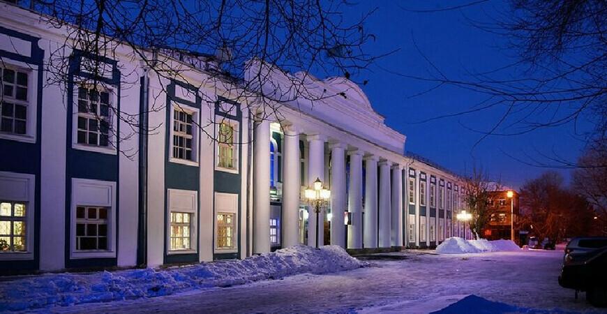 Восточно-Казахстанский областной музей ИЗО Невзоровых