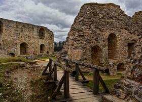 Развалины Кокнесе
