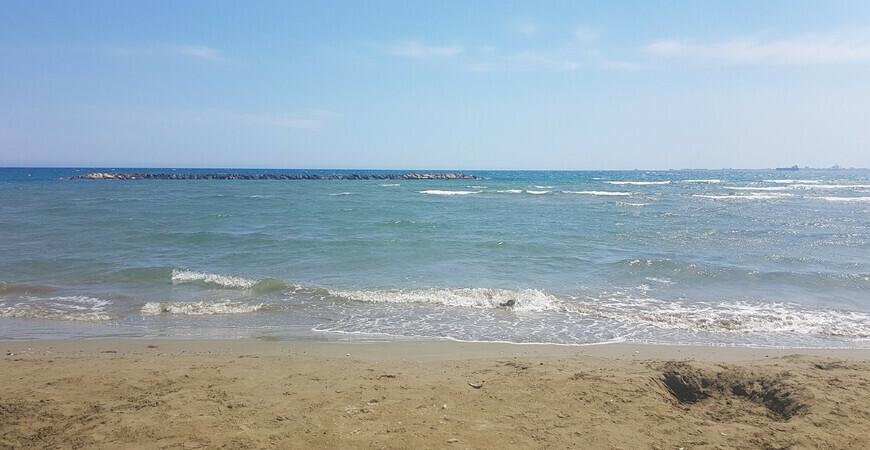 Пляж Пила (CTO Beach) на Кипре