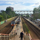Ж/д вокзал Одинцово