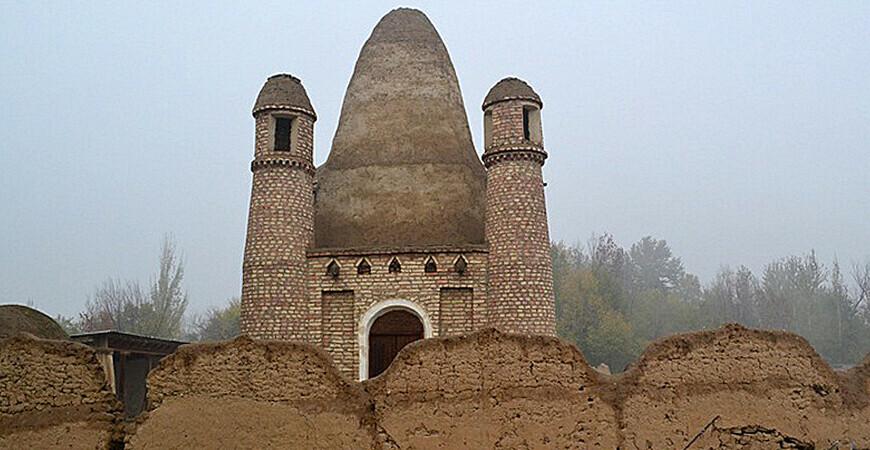 Мавзолей Ходжа-Маггиз в Маргилане