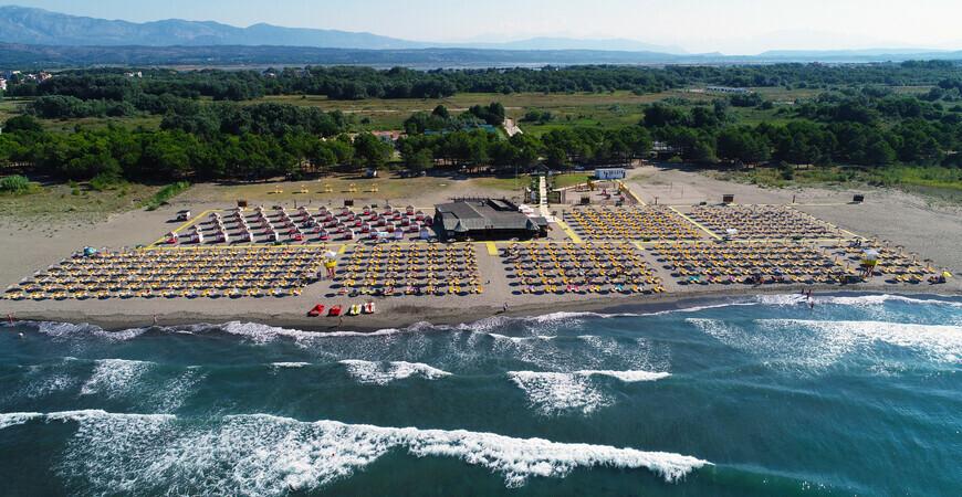 Велико пляже (Великий пляж Черногории)