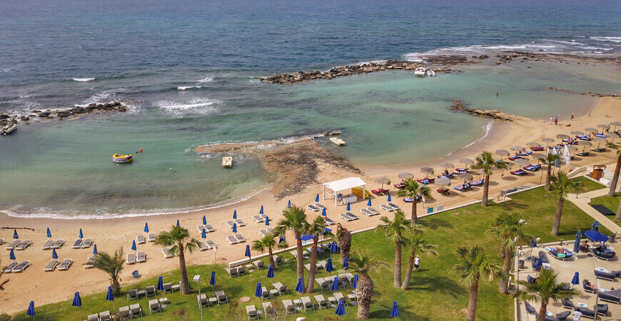 Пляж Кермия-Лимнара (Kermia-Limnara Beach)