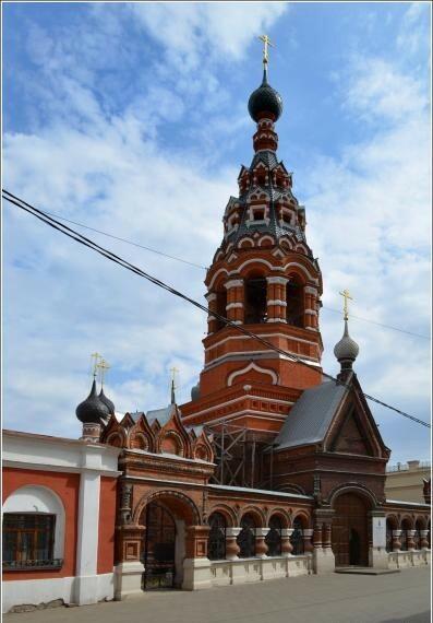 Прогулка по Ярославлю.Часть третья