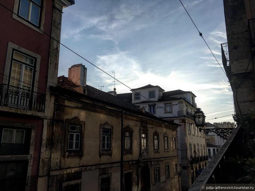 Город крыш