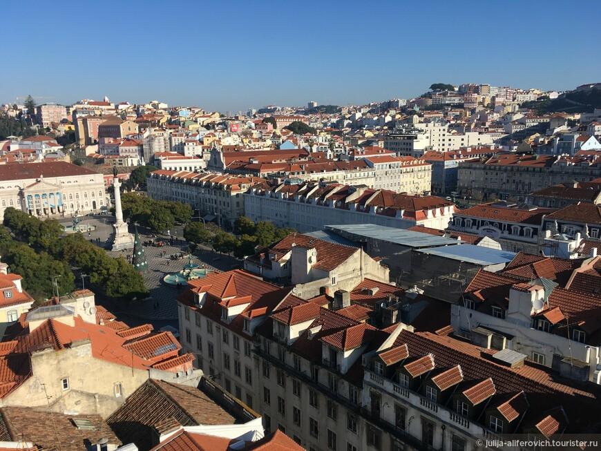 Город бесчисленного количества крыш