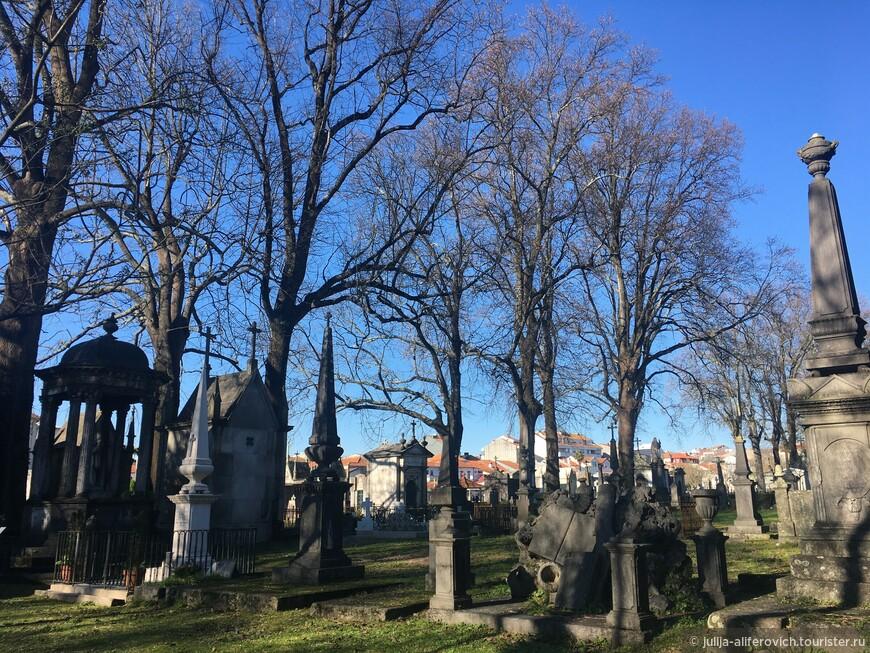 Кладбище, где были захоронения даже 14-15 веков