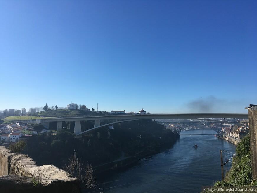 Мост через реку Дору