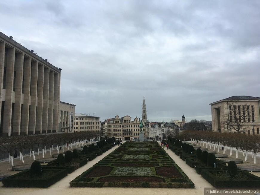 Центр Брюсселя