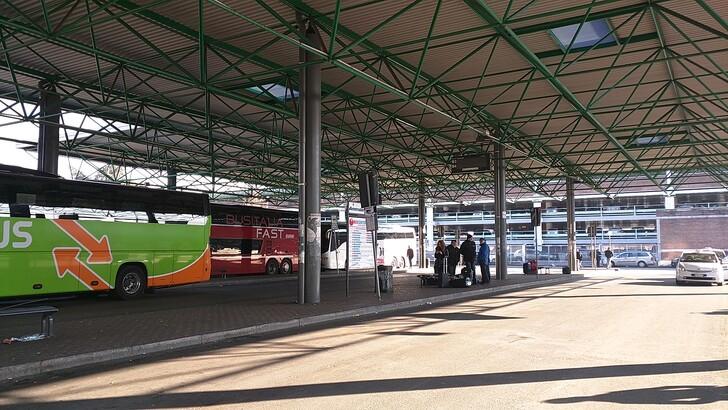 Автовокзал Lampugnano
