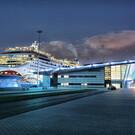 Пассажирский порт Санкт-Петербурга «Морской фасад»