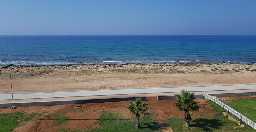 Пляж Лукос ту Манди на Кипре