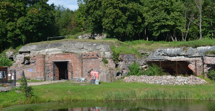 Форт №5 «Король Фридрих-Вильгельм III» в Калининграде