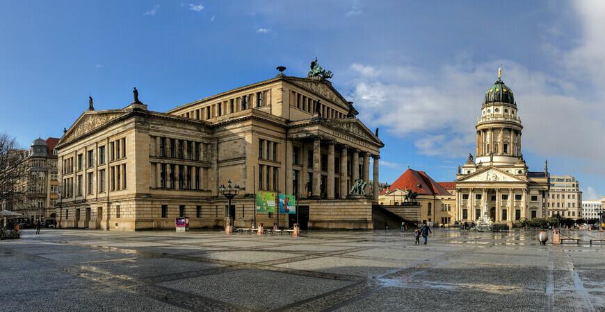 Французский собор в Берлине (Französischer Dom)