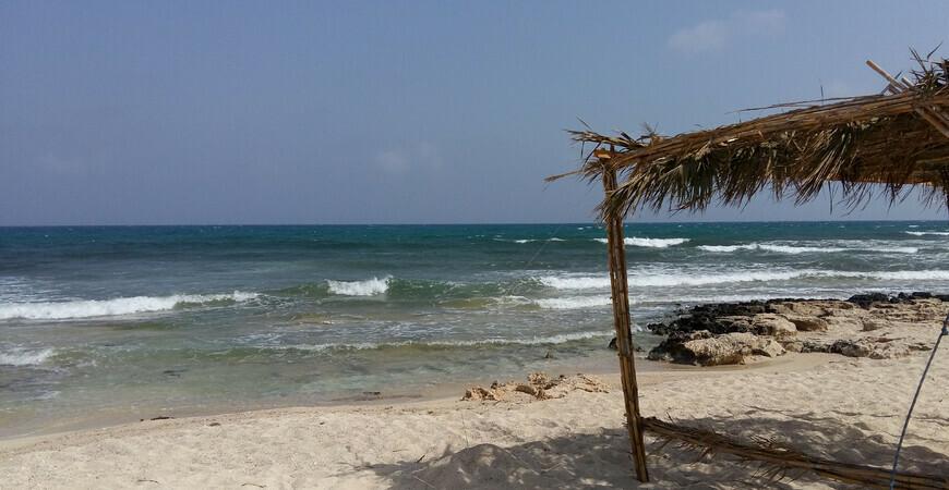 Пляж Лиопетри