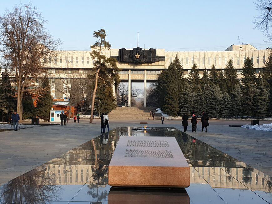 самый военный музей алматы и фото изделия