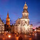 Церковь Хофкирхе в Дрездене