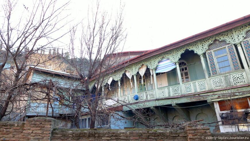 грузия день 2 ой тбилиси районы бетлеми и сололаки