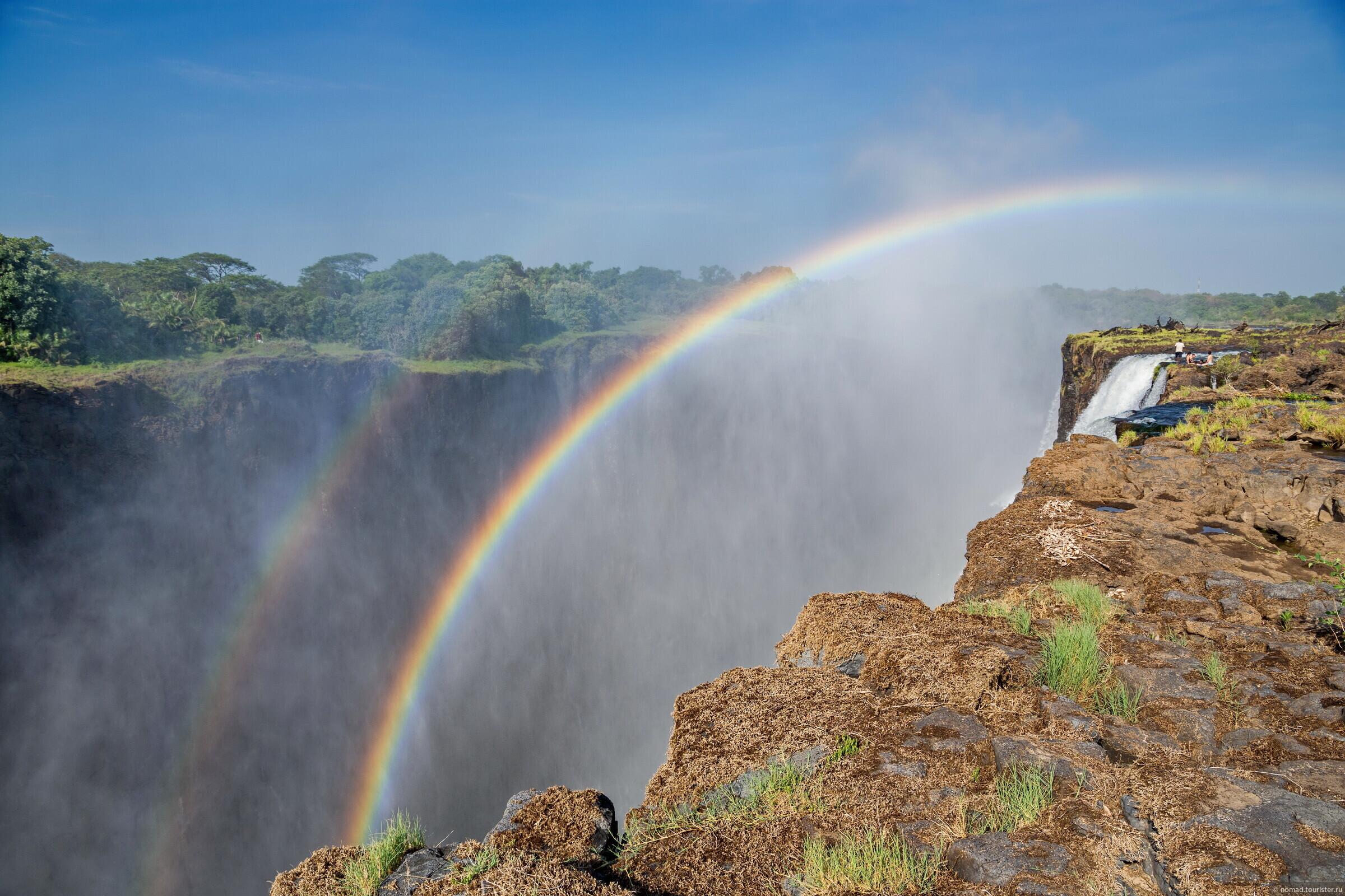 Африканское ралли. Часть 7. Замбия.