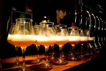 Крупнейший фестиваль пива пройдёт в Бельгии